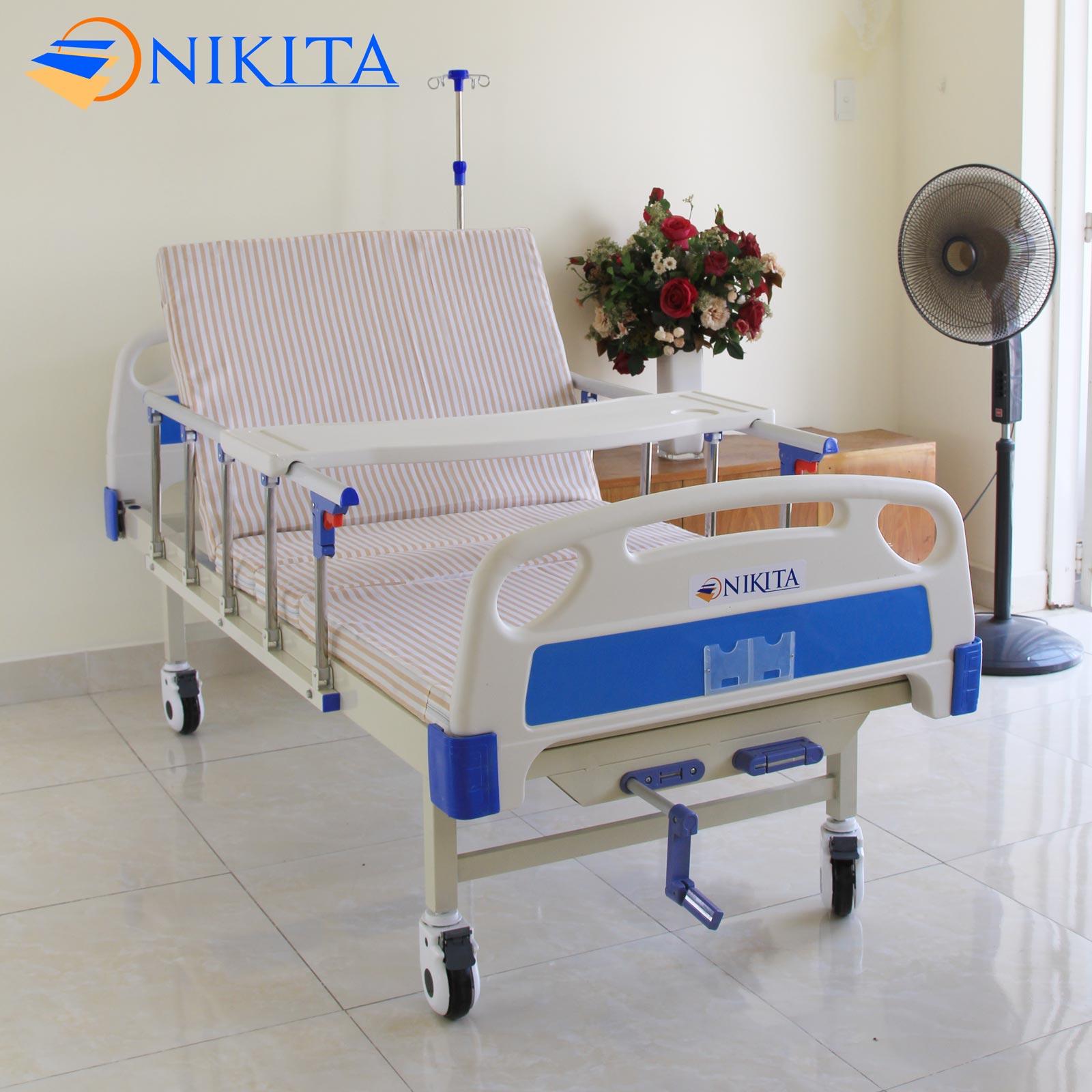 Giường bệnh nhân NIKITA DCN02