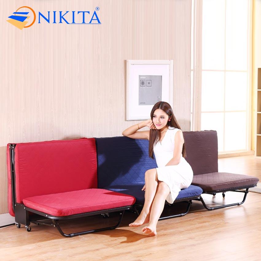 Giường gấp 3 khúc nâng đầu NIKITA